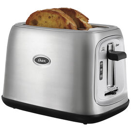 Oster 2 Slice Extra-Wide Slot Toaster - Stainless Steel - TSSTTRJB29-033A