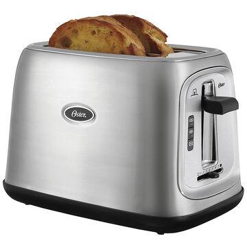 Oster 2 Slice Extra-Wide Slot Toaster - Stainless Steel - TSSTTRJB29-033