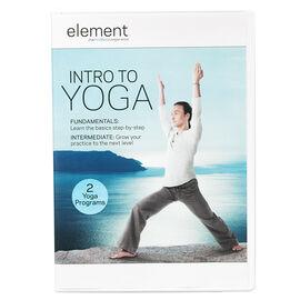 Element: Intro To Yoga - DVD