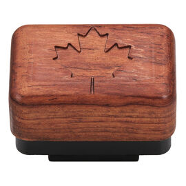 OnSlot On Hot Shoe LCD Cleaner - Rosewood - Maple Leaf Edition - HS-2MPL
