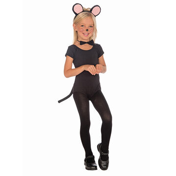 Halloween Mouse Costume Kit - Child