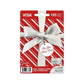 Vanilla Visa Gift Card - $35
