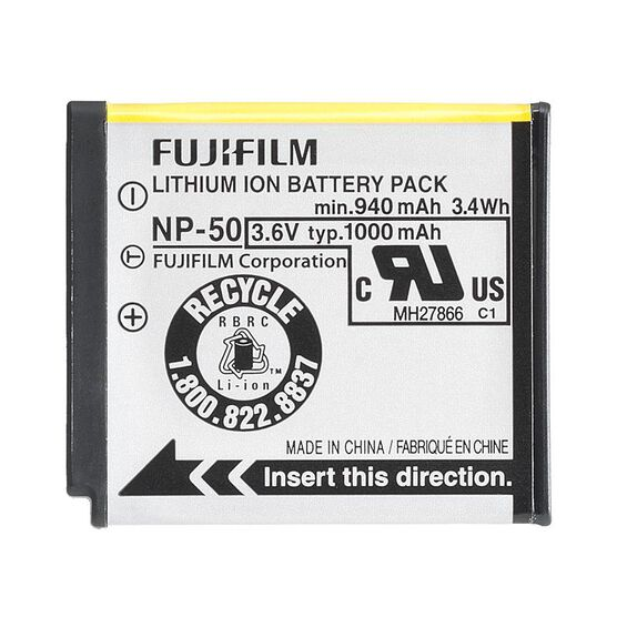 Fuji NP-50 Li-Ion Rechargeable Battery