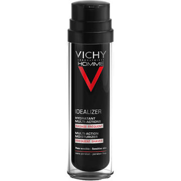 Vichy Homme Idealizer Multi-Action Moisturizer - Frequent Shaver - 50ml