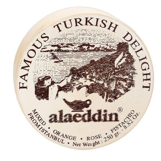 Alaeddin Turkish Delight - Mixed Fruit - 250g