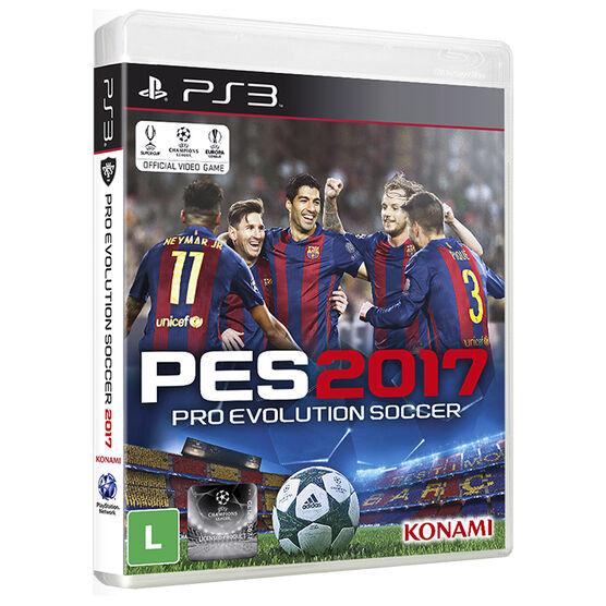 PS3 Pro Evolution Soccer 17