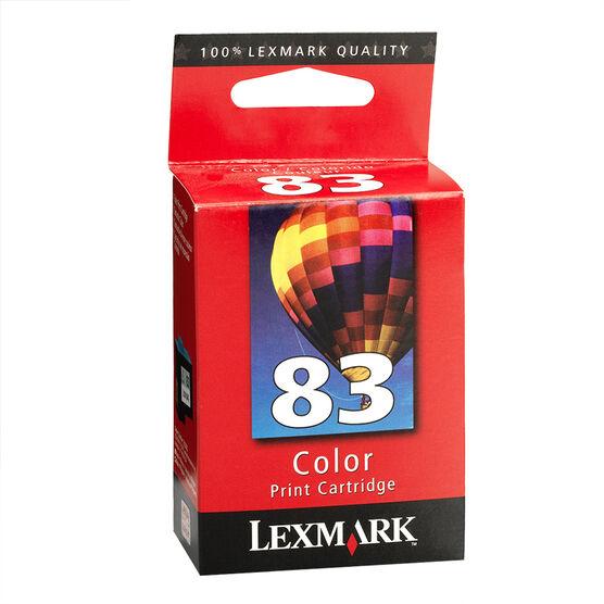 Lexmark 83 Z55/Z65 Ink Cartridge - Colour - 18L0235
