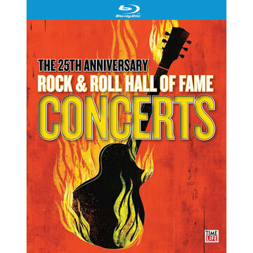 The 25th Anniversary Rock & Roll Hall Of Fame Concerts - Blu-ray