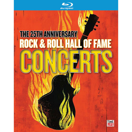 The 25th Anniversary Rock and Roll Hall Of Fame Concerts - Blu-ray