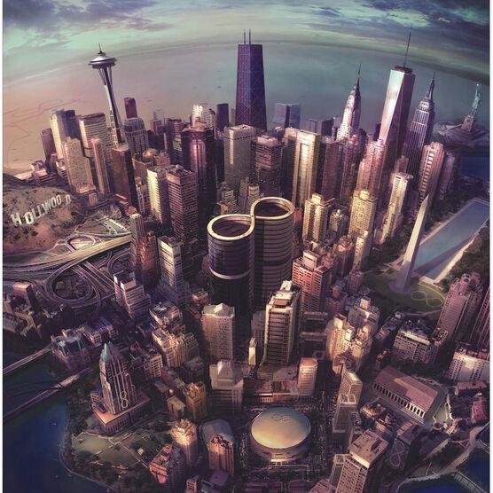 Foo Fighters - Sonic Highways - Vinyl