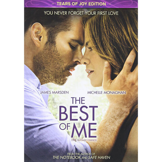 The Best Of Me - DVD