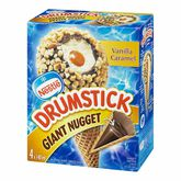 Nestle Icecream Drumstick - Vanilla Caramel - 4 x 140ml