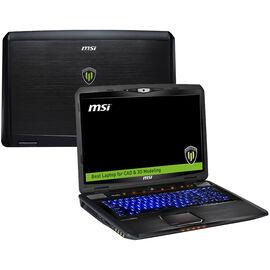MSI WT70 20K-2277US 17.3inch Notebook - Black