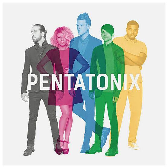 Pentatonix - Pentatonix - CD