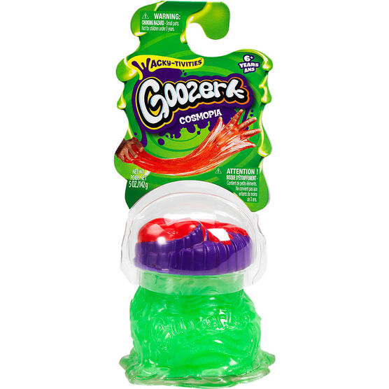 Wacky-tivities Goozerk Slime - Assorted