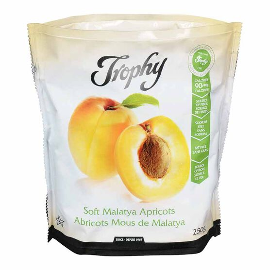 Trophy Soft Malatya Apricots - 250g