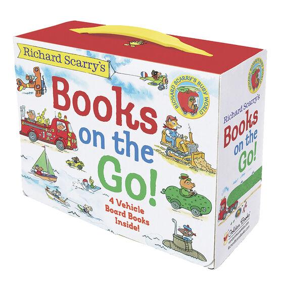 Richard Scarry's Books On The Go!