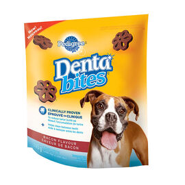Pedigree Dentabites - Bacon - 140g