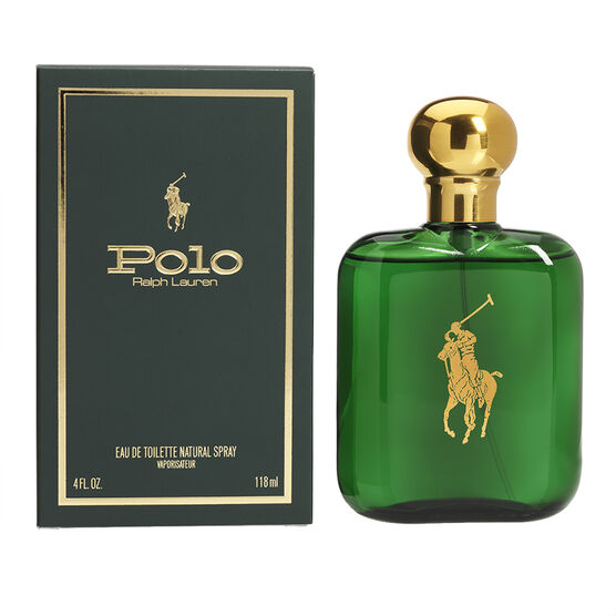 Ralph Lauren Polo Eau De Toilette Spray - 118ml