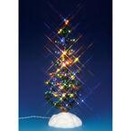 Lemax Lighted Pine Tree - Multicolour - Large