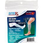 ArmRX Leg Glove Shower Bath Cover
