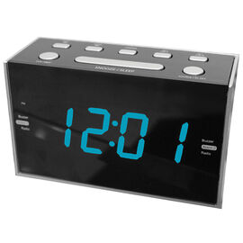 Sylvania Digital Clock Radio - SCR1053