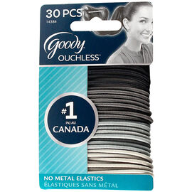 Goody Ouchless Elastics - Stone - 30's