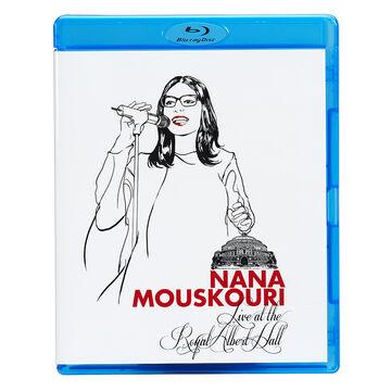 Nana Mouskouri - Live At The Royal Albert Hall - Blu-ray