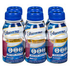 Glucerna Diabetic Drink - Wildberry -  6 x 237ml