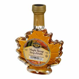 L.B. 100% Pure Maple Syrup - 100ml