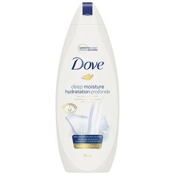 Dove Deep Moisture Hydration Body Wash - 354ml