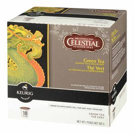 Keurig K-Cup Green Tea - Celestial Seasonings - 18's