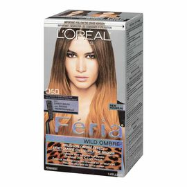 L'Oreal Feria Wild Ombre Permanent Hair Colour