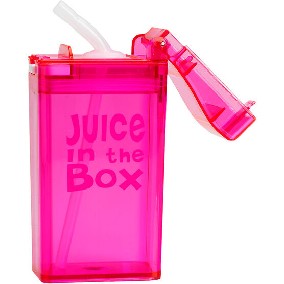 Juice in the Box - Pink