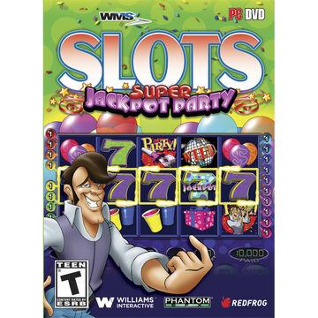 WMS Slots - Super Jackpot Party