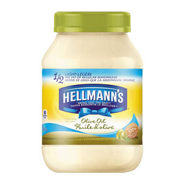Hellmann's Light Mayo with Olive Oil - 890ml