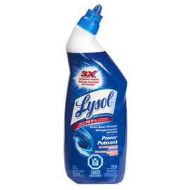 Lysol Power Toilet Bowl Cleaner - 710ml