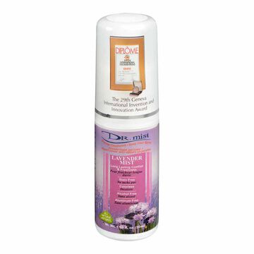 Dr. Mist Body Hygiene Deodorant Spray - Lavender - 50ml