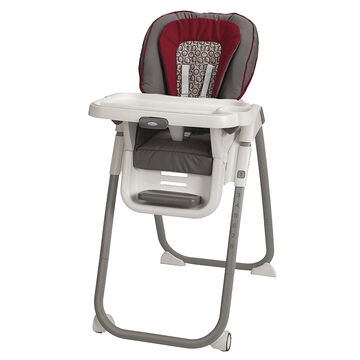 Graco TabletFit Highchair - Finley - Grey/Red