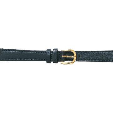 Timex Leather Watch Strap - Black - 11mm - TX2278