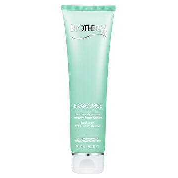 Biotherm Biosource Hydra-Mineral Cleanser Toning Mousse - 150ml