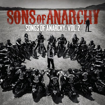 Soundtrack - Songs of Anarchy: Vol. 2 - CD