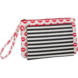 Modella Wristlet and Purse Kit - Stripes - A002867LDC