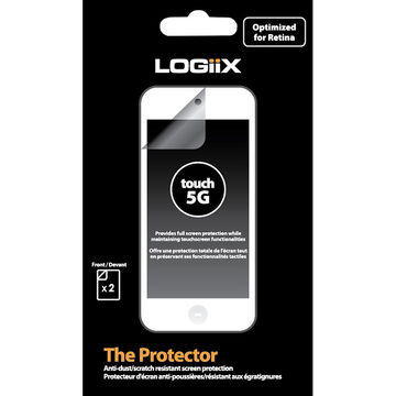 Logiix The Protector - iPod touch 5GScreen Protector - LGX10522