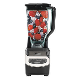 Ninja Professional Blender - Black and Silver  - NJ600WMC