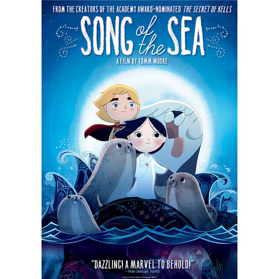 Song of the Sea - DVD
