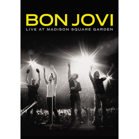 Bon Jovi: Live at Madison Square Garden - DVD