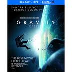 Gravity - Blu-ray + DVD + UltraViolet + Digital Copy