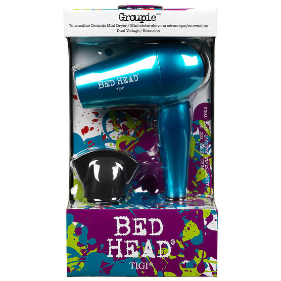 Bed Head Travel Dryer - Blue - BH416F