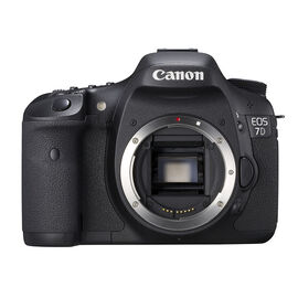Canon EOS 7D Mark II Digital SLR Camera - Black - Body Only